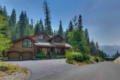 Single Family Home For Sale: 358 Sierra Crest Trail