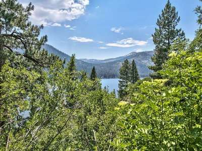 Donner Lake Residential Lots & Land Contingent: 10489 Donner Lake Road