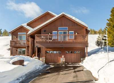 Truckee, Soda Springs, Carnelian Bay, Olympic Valley Single Family Home For Sale: 14323 Wolfgang Road