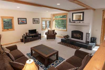 Truckee, Soda Springs, Carnelian Bay, Olympic Valley Single Family Home For Sale: 615 Woodchuck Drive