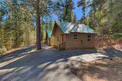 Truckee Multi Family Home For Sale: 8755 Montreal Road