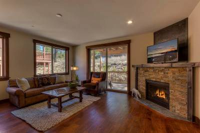 Truckee Condo/Townhouse For Sale: 342 McClintock Loop #2 (Bldg