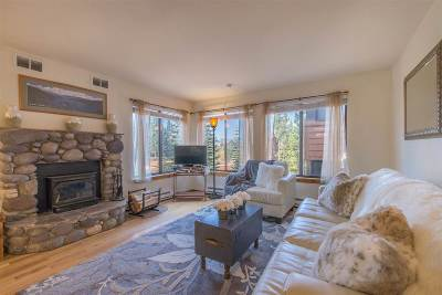 Tahoe Donner Condo/Townhouse For Sale: 11563 Snowpeak Way #645