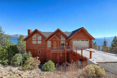 Tahoe Vista Single Family Home For Sale: 210 Stag Lane