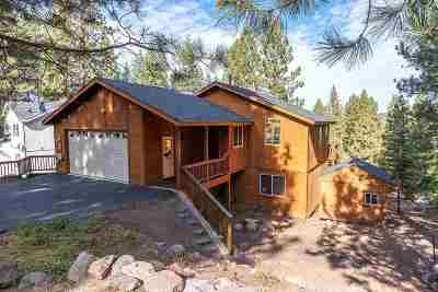 Truckee Single Family Home For Sale: 14812 Royal Way