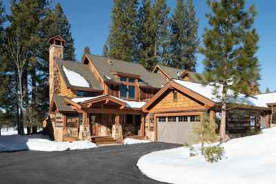 Truckee CA Condo/Townhouse For Sale: $1,195,000