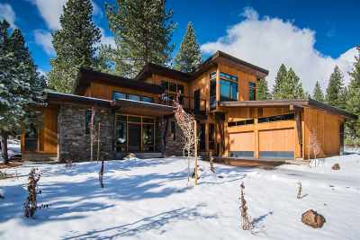 Truckee, Soda Springs, Carnelian Bay, Olympic Valley Single Family Home For Sale: 9292 Heartwood Drive