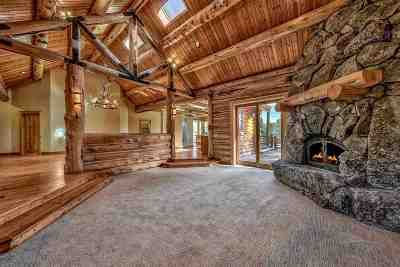 Truckee Single Family Home For Sale: 12605 Prosser Dam Road
