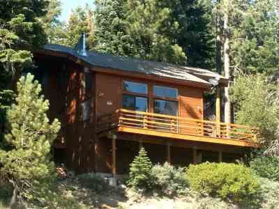 Tahoe City Single Family Home For Sale: 3522 Kitzbuhel Road