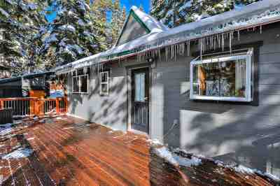 Truckee Single Family Home For Sale: 12904 E Sierra Drive