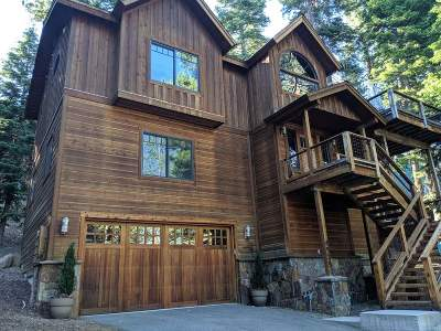 Carnelian Bay CA Single Family Home For Sale: $1,275,000