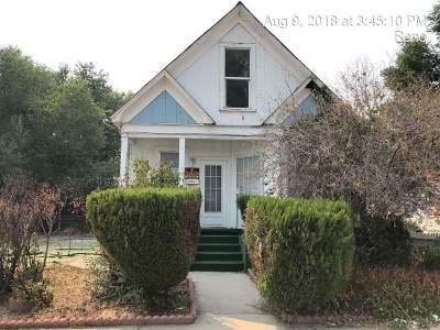 Reno NV Single Family Home For Sale: $206,800