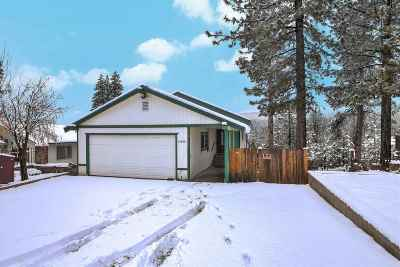 Truckee Single Family Home For Sale: 11252 Tahoe Drive