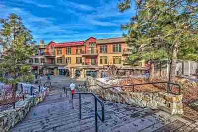 Truckee Timeshare For Sale: 2100 North Village Drive #406/#18,