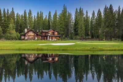 Truckee Single Family Home For Sale: 7125 Lahontan Drive