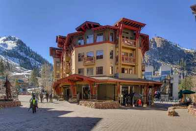 Olympic Valley Condo/Townhouse For Sale: 1995 Squaw Valley Road #205