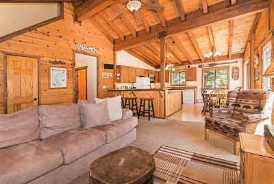 Tahoe City, Tahoe Vista, Carnelian Bay Single Family Home For Sale: 550 Carnelian Road