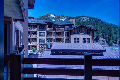 Truckee, Soda Springs, Carnelian Bay, Olympic Valley Condo/Townhouse For Sale: 1750 Village East Road #5-209