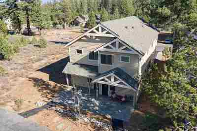 Truckee Condo/Townhouse For Sale: 11289 Wolverine Circle