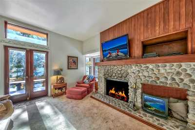 Zephyr Cove, Incline Village, Crystal Bay Condo/Townhouse For Sale: 144 Village Boulevard #57