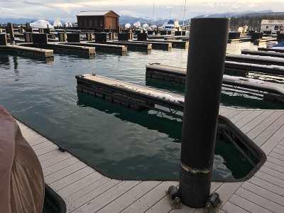 Tahoe City Boat Slip For Sale: 700 North Lake Boulevard #C-10