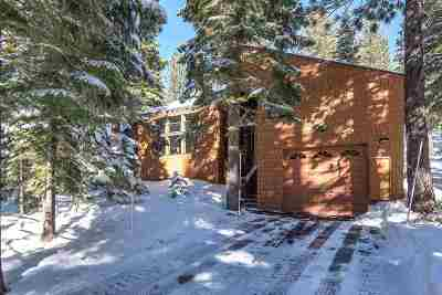 Truckee, Soda Springs, Carnelian Bay, Olympic Valley Single Family Home For Sale: 1054 Martis Landing