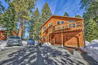 Truckee, Soda Springs, Carnelian Bay, Olympic Valley Single Family Home For Sale: 10763 Gooseberry Court