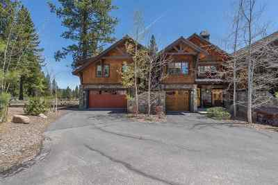 Truckee CA Single Family Home For Sale: $920,000