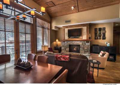 Truckee Condo/Townhouse For Sale: 4001 Northstar Drive #1506