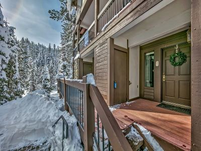 Olympic Valley CA Condo/Townhouse For Sale: $690,000