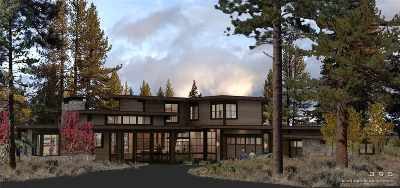 Truckee Single Family Home For Sale: 7750 Lahontan Drive