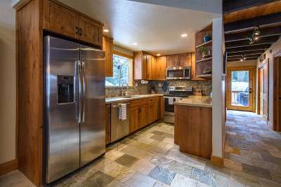 Truckee, Soda Springs, Carnelian Bay, Olympic Valley Single Family Home For Sale: 375 North Ridge Drive
