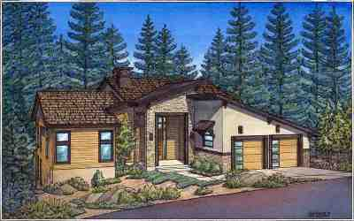 Truckee, Soda Springs, Carnelian Bay, Olympic Valley Single Family Home For Sale: 12073 Cavern Way