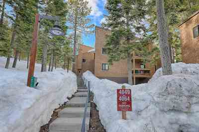 Truckee Condo/Townhouse For Sale: 4062 Coyote Fork #4