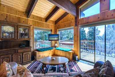 Truckee, Soda Springs, Carnelian Bay, Olympic Valley Single Family Home For Sale: 12740 Falcon Point Place