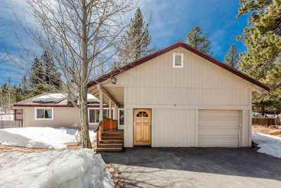 Truckee CA Single Family Home For Sale: $599,900