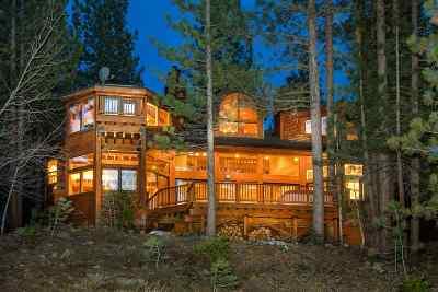 Single Family Home For Sale: 315 Skidder Trail