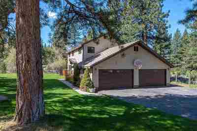 Single Family Home For Sale: 55 & 57 Mustang Trail