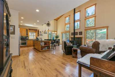 Donner Lake Single Family Home For Sale: 13500 Olympic Drive