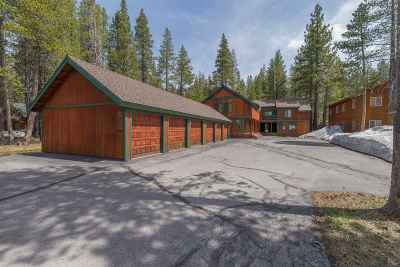 Truckee Condo/Townhouse For Sale: 13075 Northwoods Boulevard