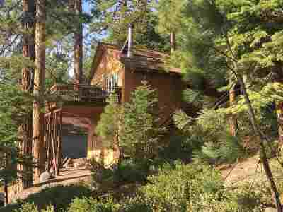 Tahoe City, Tahoe Vista, Kings Beach, Carnelian Bay Single Family Home For Sale: 290 Park Lane