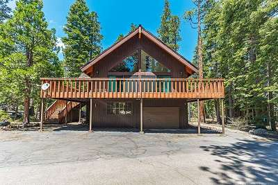 Tahoma Single Family Home For Sale: 180 Quiet Walk Road