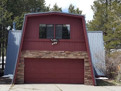 Truckee Single Family Home For Sale: 14309 Northwoods Boulevard