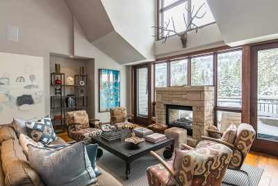 Condo/Townhouse For Sale: 13031 Ritz Carlton Highlands Ct #650