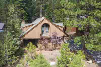 Truckee, Soda Springs, Carnelian Bay, Olympic Valley Single Family Home For Sale: 1026 Martis Landing