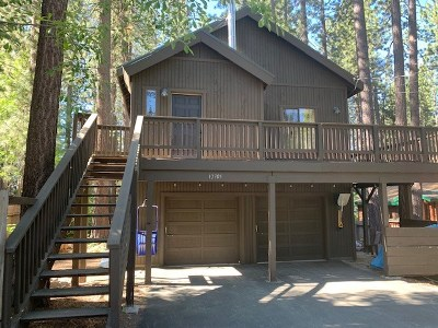 Truckee, Soda Springs, Carnelian Bay, Olympic Valley Single Family Home For Sale: 12705 Lee Road