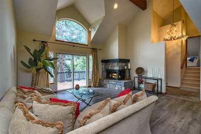 Tahoe City Single Family Home For Sale: 3105 Fabian Way