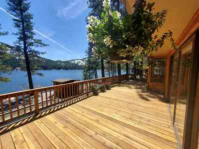 Single Family Home For Sale: 15304 Donner Pass Road