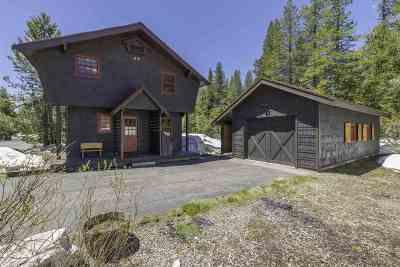 Soda Springs Single Family Home For Sale: 5503 Hemlock Drive