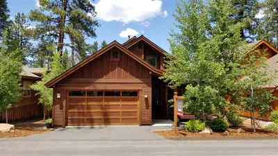 Truckee, Soda Springs, Carnelian Bay, Olympic Valley Single Family Home For Sale: 10218 Winter Creek Loop